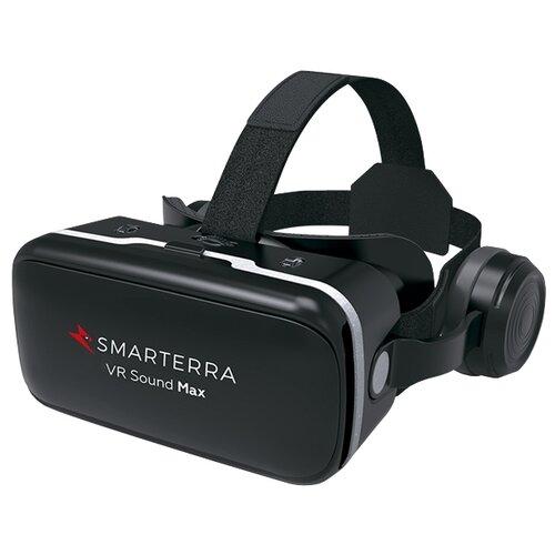 Очки виртуальной реальности Smarterra VR Sound MAX черный