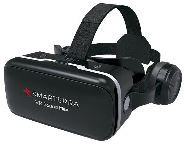Очки виртуальной реальности для смартфона Smarterra VR Sound MAX фото 1