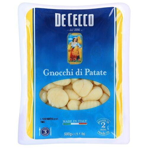 De Cecco Макароны Gnocchi di Patate, 500 г