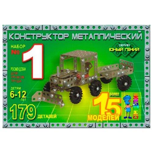 Винтовой конструктор Самоделкин Юный гений 03009 №1
