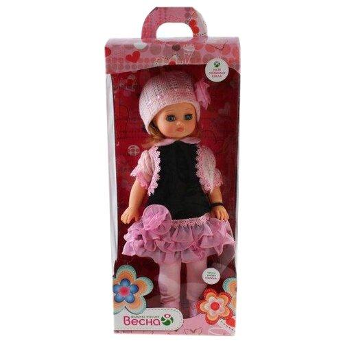 Купить Интерактивная кукла Весна Лиза 17, 42 см, В2145/о, Куклы и пупсы