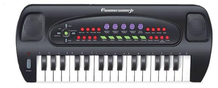 TONG DE пианино Е-нотка HS3230A