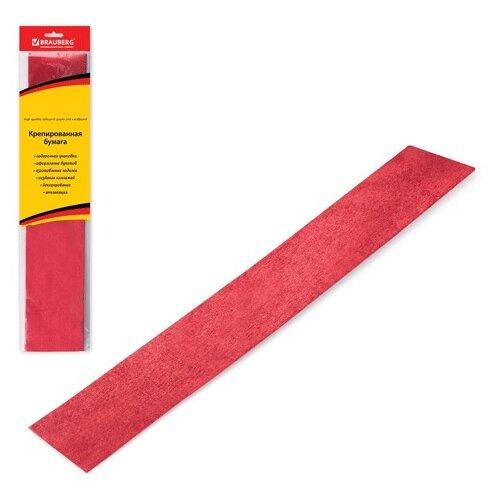Цветная бумага крепированная металлик BRAUBERG, 50х100 см, 1 л.