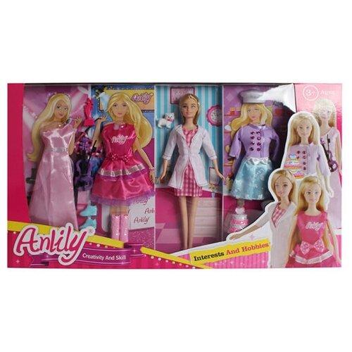 Кукла Anlily с одеждой, 200170509 кукла anlily с одеждой 200170509