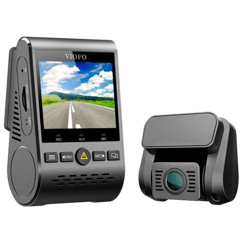 Фото - Видеорегистратор VIOFO A129 Duo GPS, 2 камеры, GPS черный видеорегистратор blackview md x7 android 3g 2 камеры gps черный