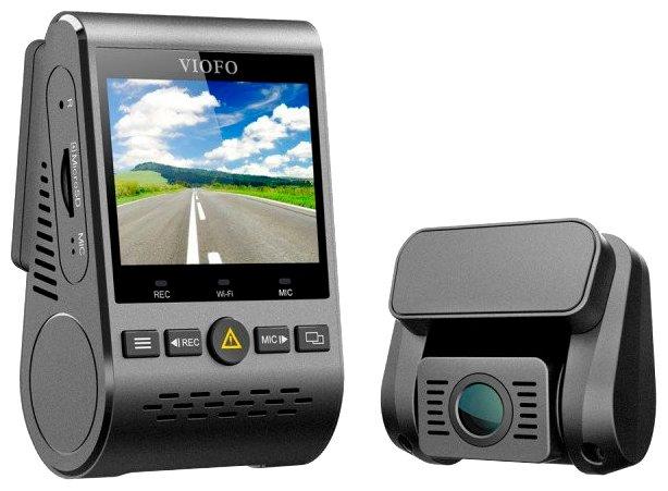 VIOFO Видеорегистратор VIOFO A129 Duo GPS