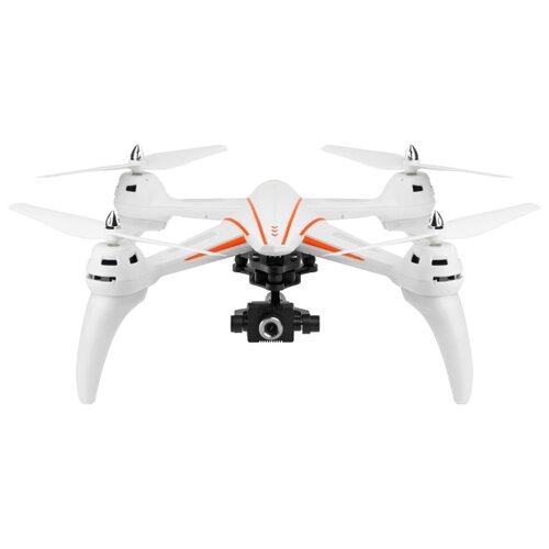 Квадрокоптер WL Toys Q696-E белый пульт управления wl toys v911 rc