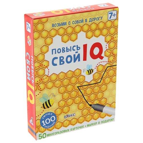 Настольная игра Робинс Асборн-карточки. Повысь свой IQ настольная игра робинс асборн карточки вопросы и ответы о россии