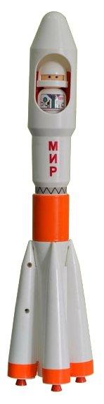 Купить Ракета Форма Детский сад - Мир (С-188-Ф) 7.5 см белый по низкой цене с доставкой из Яндекс.Маркета (бывший Беру)
