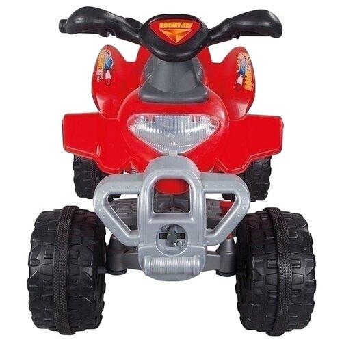 Pilsan Квадроцикл Roket ATV красный motax квадроцикл atv mini