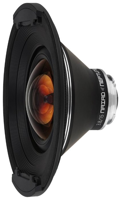 Объектив Lomography Naiad 15mm f/3.8 Canon EF