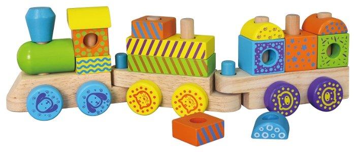 Развивающая игрушка Viga Поезд 50572