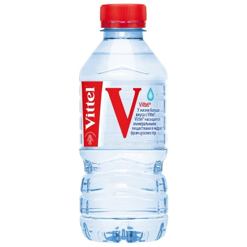 Минеральная вода Vittel негазированная, ПЭТ, 0.33 лВода<br>