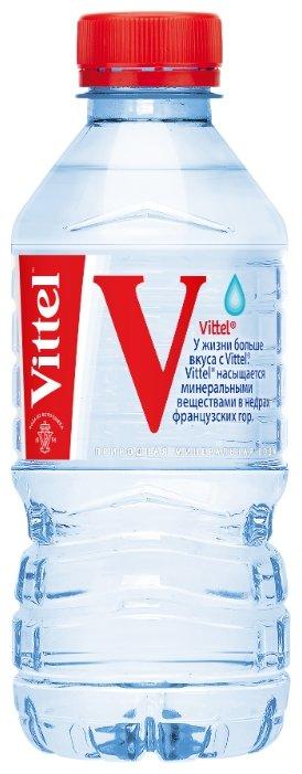 Минеральная вода Vittel негазированная, ПЭТ