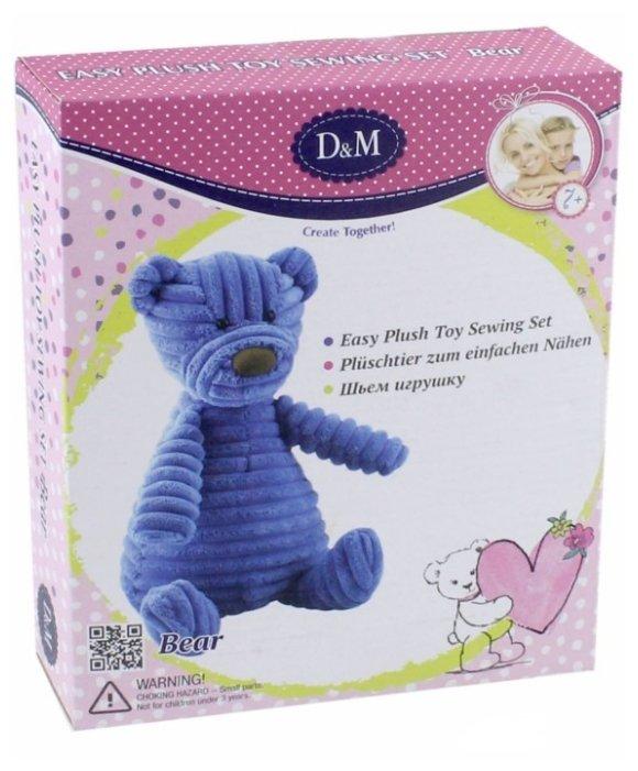 D&M Шьем игрушку Мишка Топтыжка (66795)