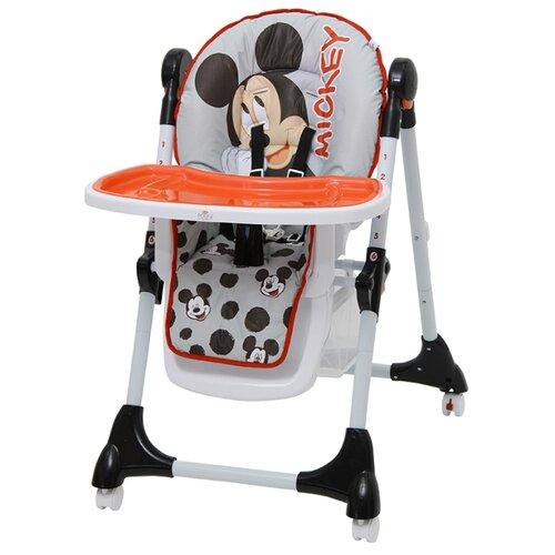 Фото - Стульчик для кормления Polini 470 Микки Маус стульчик для кормления polini 152 розовый