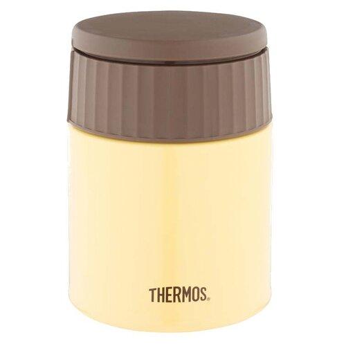 Термос для еды Thermos JBQ-400, 0.4 л желтый