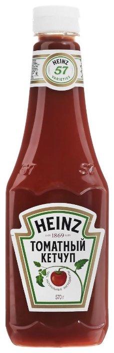 Кетчуп Heinz Томатный, пластиковая бутылка — купить по выгодной цене на Яндекс.Маркете