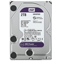 Жесткие диски Western Digital wd20purz 2tb ёмкостью 2 терабайта