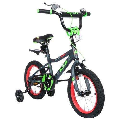 Детский велосипед Grand Toys GT9519 Safari Proff Neon салатовый (требует финальной сборки) цена 2017