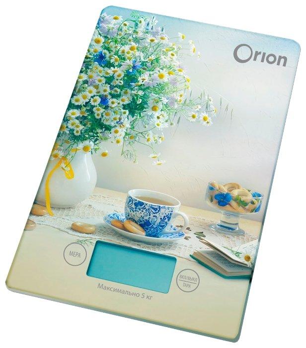 Кухонные весы Orion ВБК-СП01-5КГ