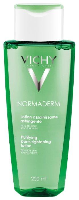 Vichy Normaderm Сужающий поры очищающий лосьон