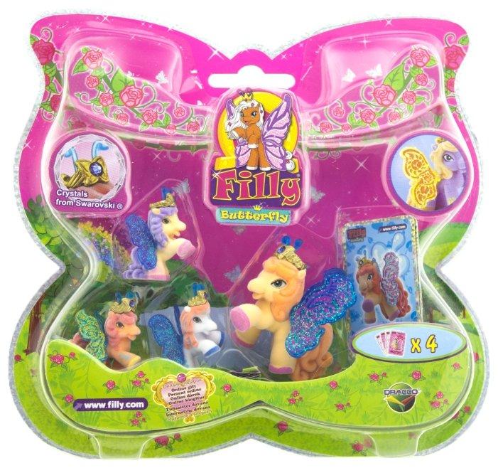 Игровой набор Filly Butterfly Волшебная семья Сплэш M770041-3850