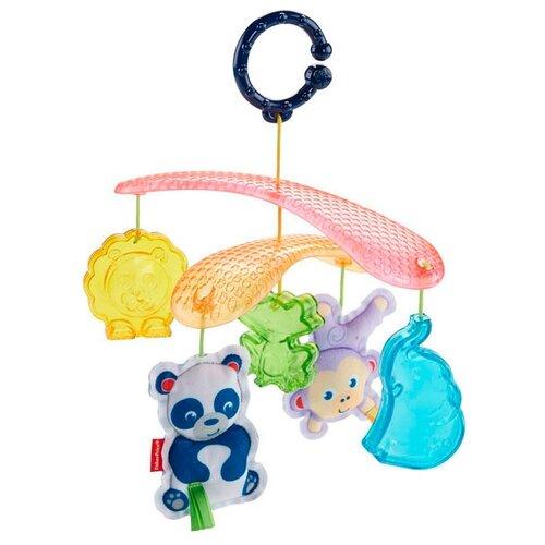 Купить Подвесная игрушка Fisher-Price Веселые животные (DYW54), Подвески