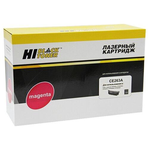 Фото - Картридж Hi-Black HB-CE263A, совместимый картридж hi black hb cf351a совместимый