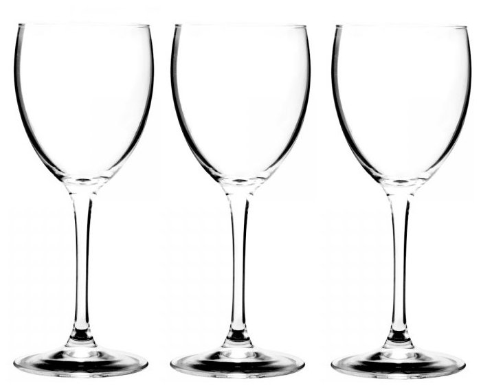Luminarc Набор фужеров для вина Signature 3 шт 350 мл J9753