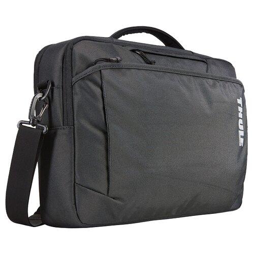 чехол thule subterra macbook Сумка THULE Subterra Laptop Bag 15.6 темно-серый
