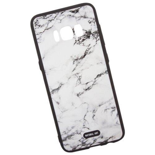 Чехол WK WK05 для Samsung Galaxy S8 белый мрамор