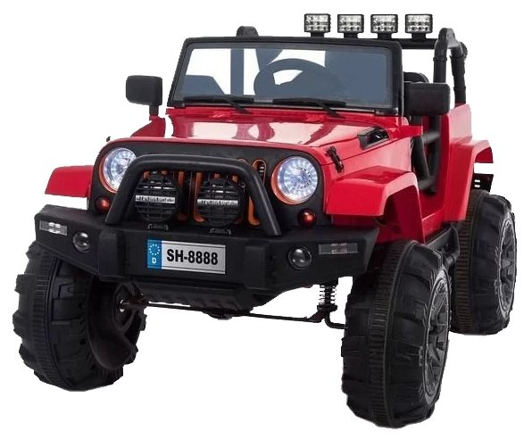 Toyland Автомобиль Jeep SH 888