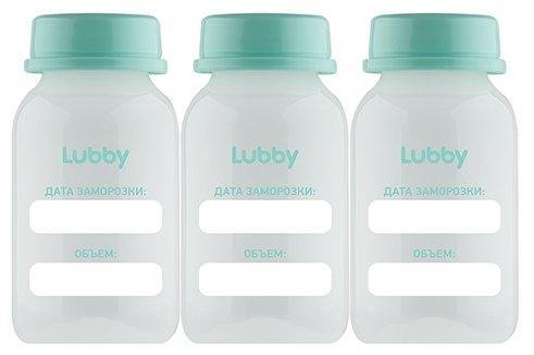 Lubby Бутылочки-контейнеры для грудного молока