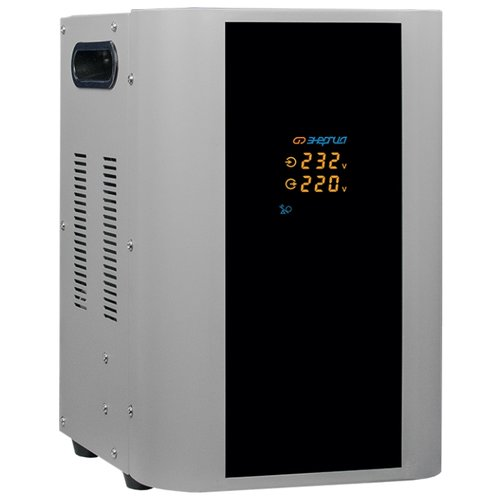 Стабилизатор напряжения однофазный Энергия Hybrid 5000 фото