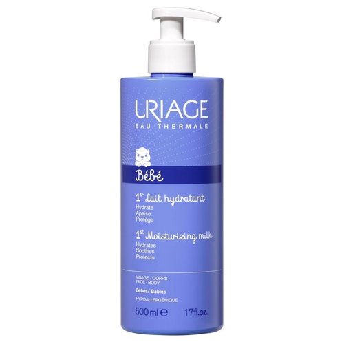 Uriage Увлажняющее Первое молочко, 500 мл isodense uriage