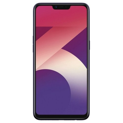 Смартфон OPPO A3s темно-фиолетовый смартфон oppo a3s 16 гб красный a3s red
