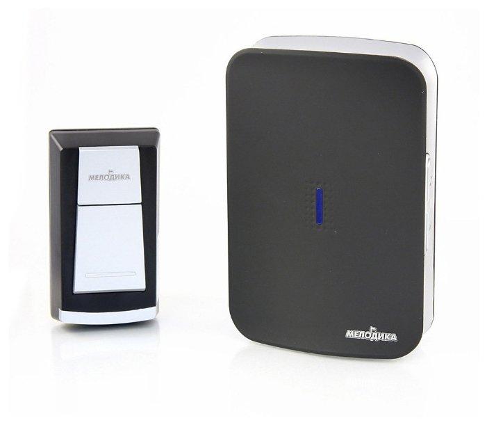 Звонок с кнопкой Мелодика Б502 электронный беспроводной (количество мелодий: 20)