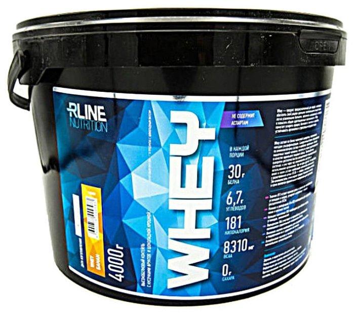 Протеин R-Line Whey (4000 г)