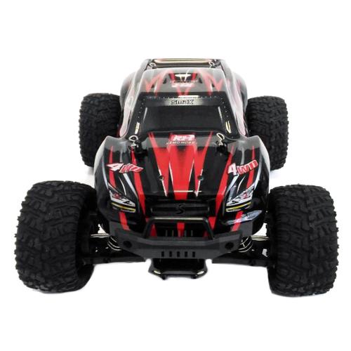 Внедорожник Remo Hobby Smax (RM1631) 1:16 29 см красный/черныйРадиоуправляемые игрушки<br>