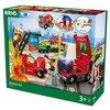 """Brio Стартовый набор """"Пожарная команда спасателей"""", 33817"""