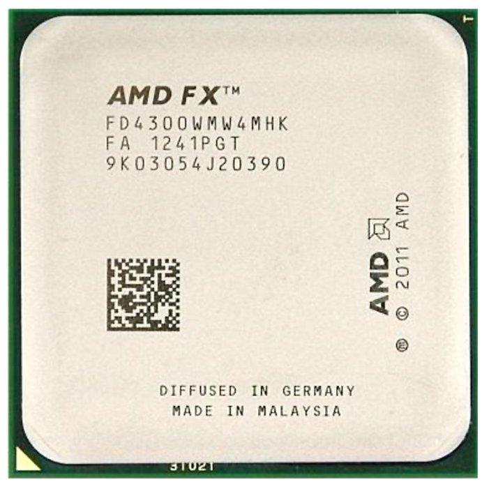 драйвер amd fx-4300