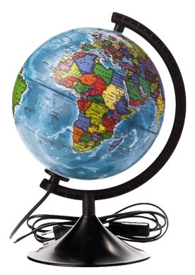 Глобус политический Globen Классик 210 мм (К012100010)