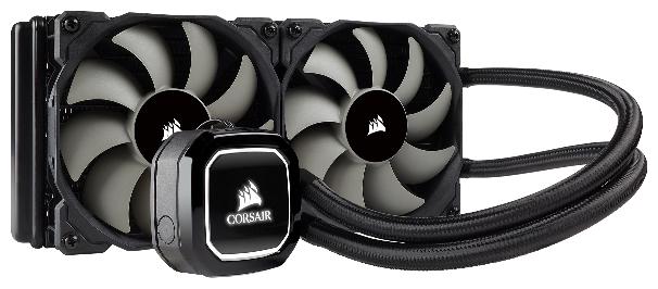 Corsair Кулер для процессора Corsair H100x