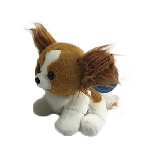 Мягкая игрушка Chuzhou Greenery Toys Щенок 14 см
