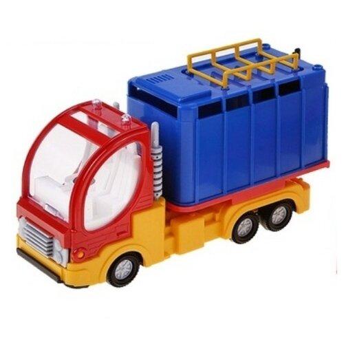 Купить Фургон Форма Дальнобойщик (С-41-Ф) 18.5 см, Машинки и техника