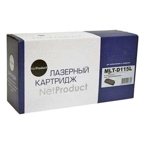 Фото - Картридж Net Product N-MLT-D115L, совместимый картридж uniton mlt d115l совместимый