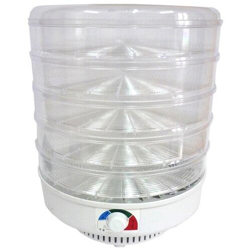 Сушилка Спектр-Прибор ЭСОФ-0.5/220 Ветерок повышенной производительности прозрачный белый сушилка rix rxd 125 белый