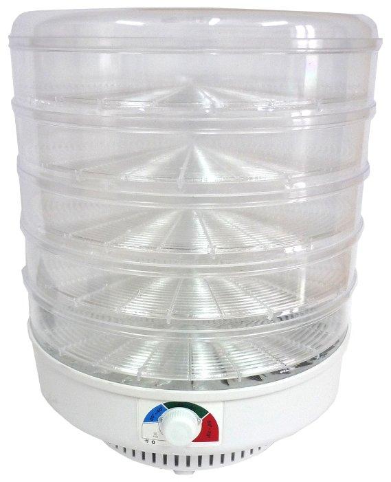 Спектр-Прибор Сушилка Спектр-Прибор ЭСОФ-0.5/220 Ветерок повышенной производительности прозрачный