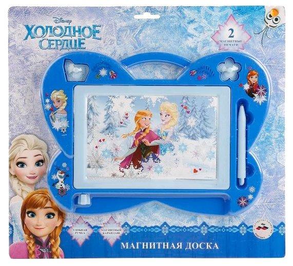 Доска для рисования детская Играем вместе Дисней Холодное Сердце (HS105-RF)